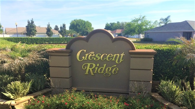 Crescent Ridge Homes For Sale in Clermont Florida