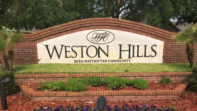 Weston Hills Clermont FL Homes For Sale