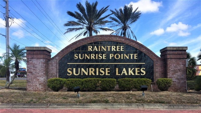 Sunrise Lakes Clermont FL Homes For Sale